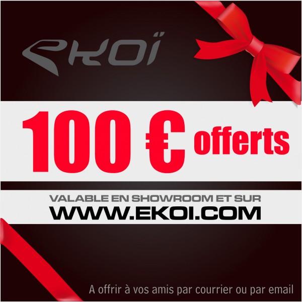 DÁRKOVÝ ŠEK na 100 eur