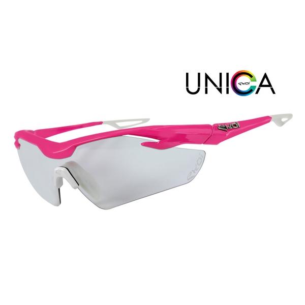 Brýle UNICA EKOI LTD Růžová fotochromatická skla Šedá