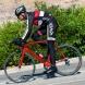 Maillot hiver EKOI COMP10 Noir Rouge