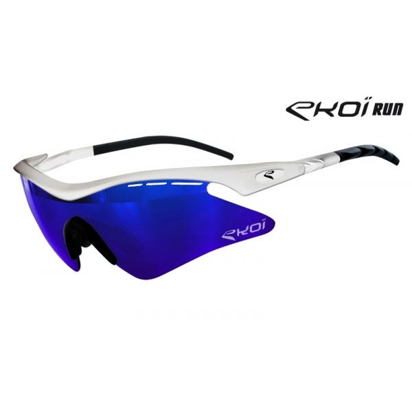 Brýle Light EKOI RUN, Bílá / Modrá