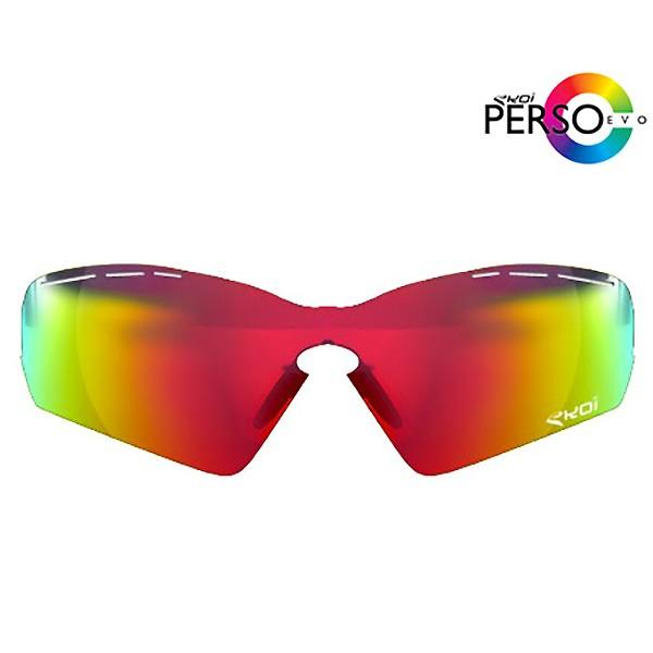 Sluneční skla PERSOEVO REVO červená