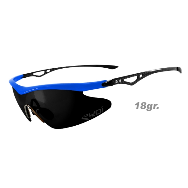 Brýle REAL CARBONE EKOI LTD Světle modrá