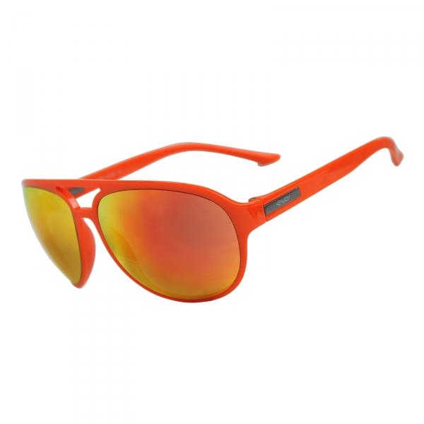 Brýle EKOI ROAD FASHION, černá-oranžová