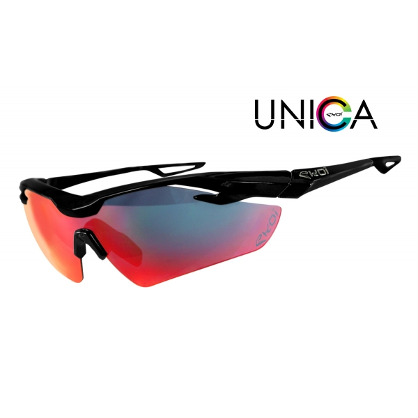 UNICA EKOI LTD Noir Revo rouge