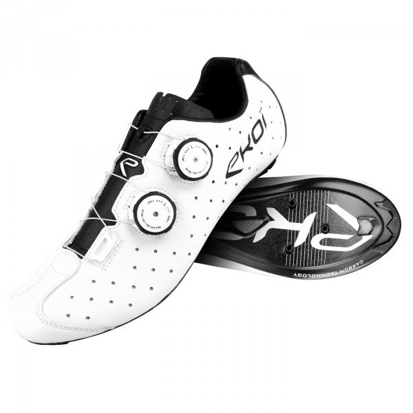 Chaussures EKOI R4 Blanc Noir