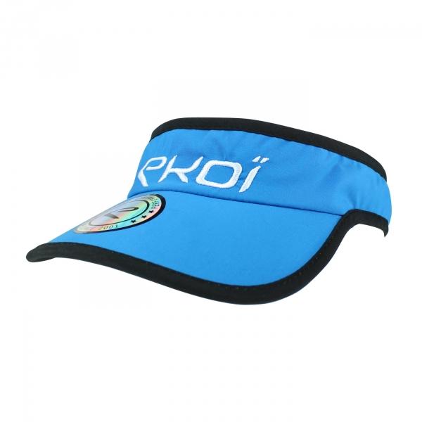Visière EKOI RUN Runner Cap Bleu