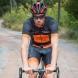Cuissard EKOI Carbon Fiber 2 Proteam Orange Fluo