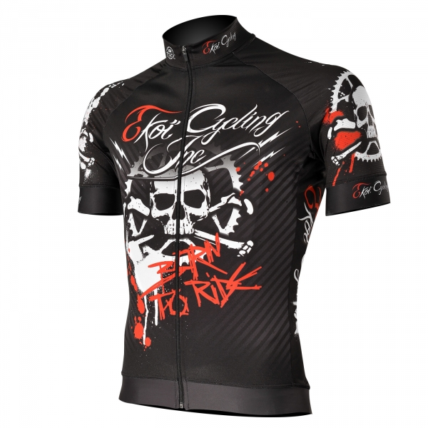Maillot EKOI Born To Ride in EKOI Noir