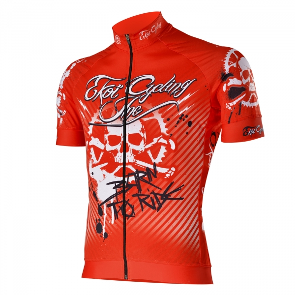 Maillot EKOI Born To Ride in EKOI Rouge